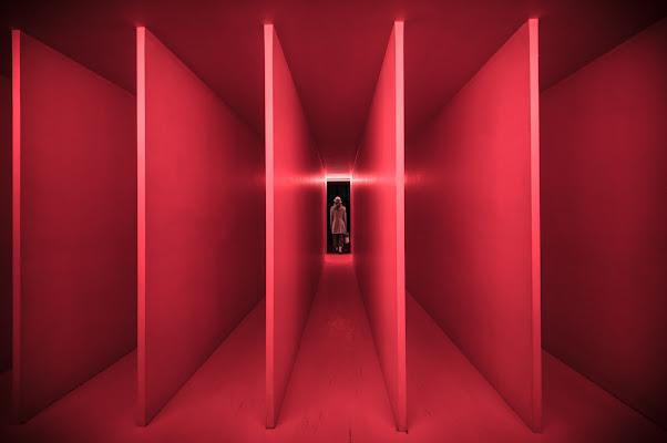 Red dimension di Marco Tagliarino