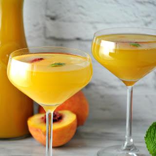 Apple Cider Belini.