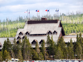 Photo: Old Faithful Inn
