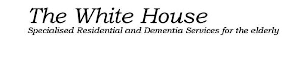 The White House Elderly Care Logo