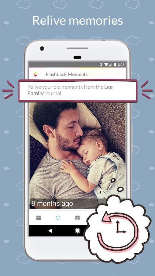 Tinybeans: Baby book app for milestones & pics👶🍼- screenshot