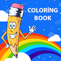 Coloring Game Toddlers icon