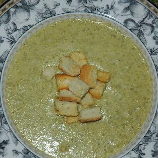 Broccoli Overlad Soup.