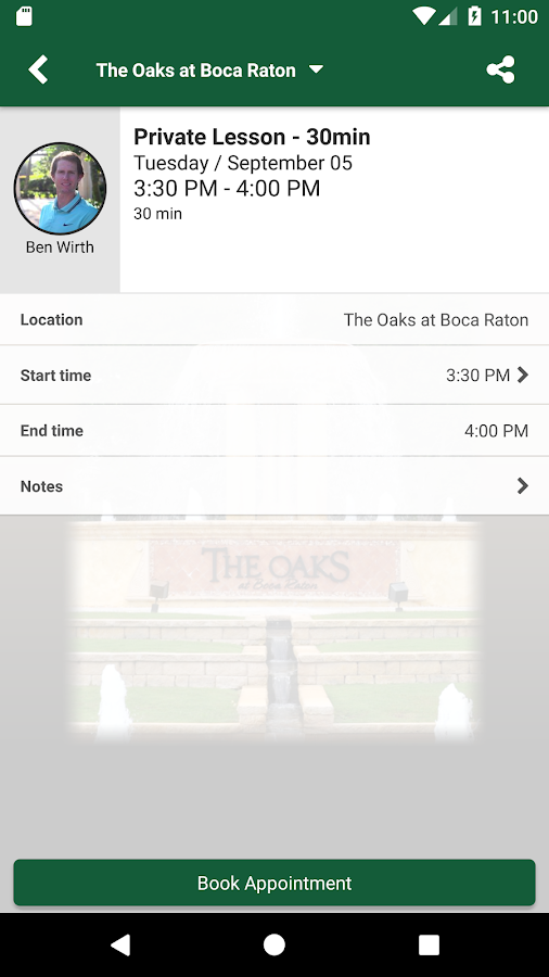 The Oaks at Boca Raton- screenshot