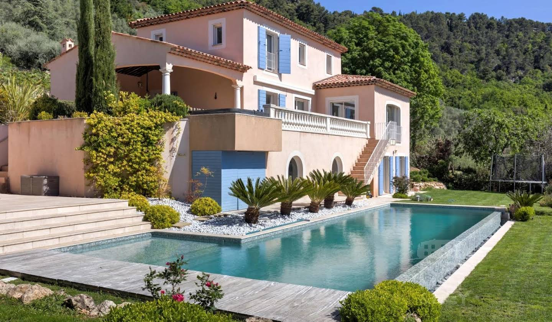 Villa avec terrasse Cabris