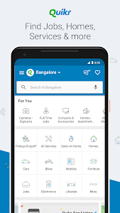 Quikr – Search Jobs, Mobiles, Cars, Home Services 10.19