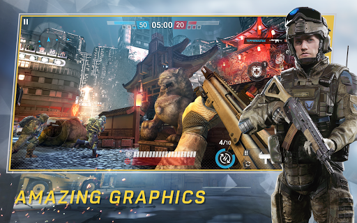 Warface: Global Operations u2013 PVP Action Shooter screenshots 9
