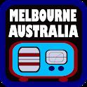 Melbourne FM Radio Station icon