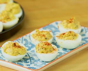 Mama's Deviled Eggs