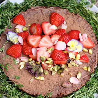 Chocolate Nourishing Protein Torte