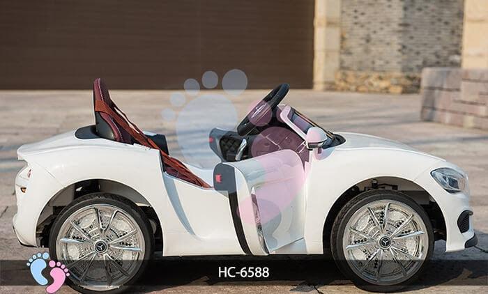 Xe ô tô điện cho bé Mercedes HC-6588 7