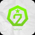 GOT7 Lyrics (Offline) icon
