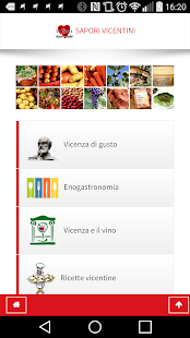 Sapori Vicentini- screenshot thumbnail