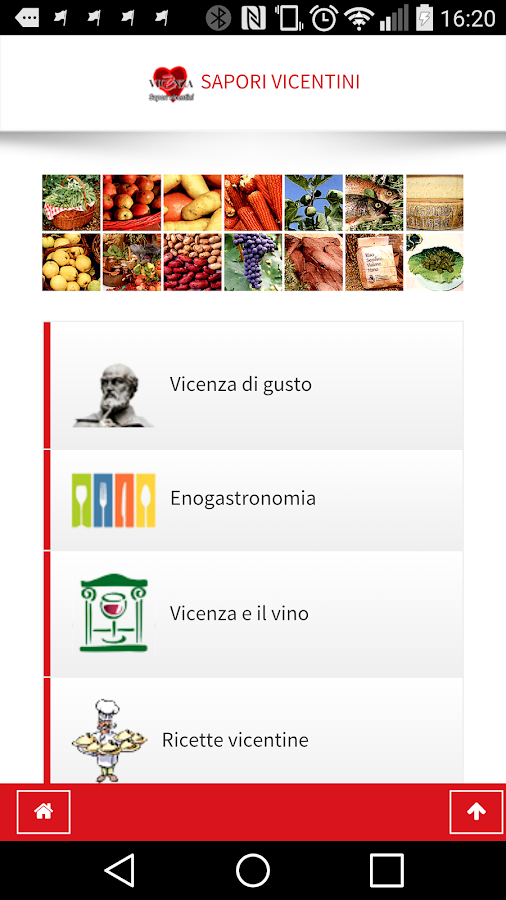 Sapori Vicentini- screenshot