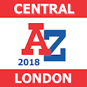 Central London A-Z Street Map icon