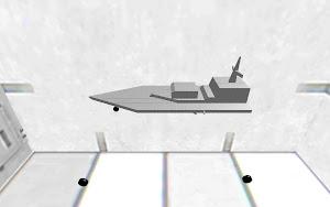 宇宙戦艦「サラマンダー」