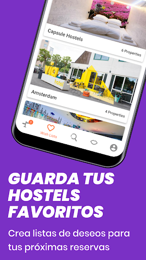 Hostelworld: La App de Viajes para Buscar Hostels screenshot 8