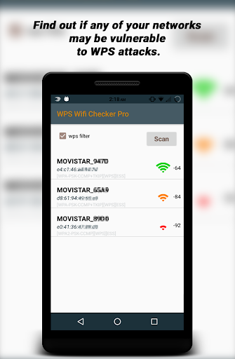 WPS Wifi Checker Pro 30.0 screenshots 1