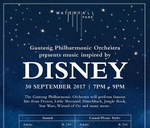 Disney Magic Gauteng Philharmonic Orchestra at MALL of Africa : Mall of Africa