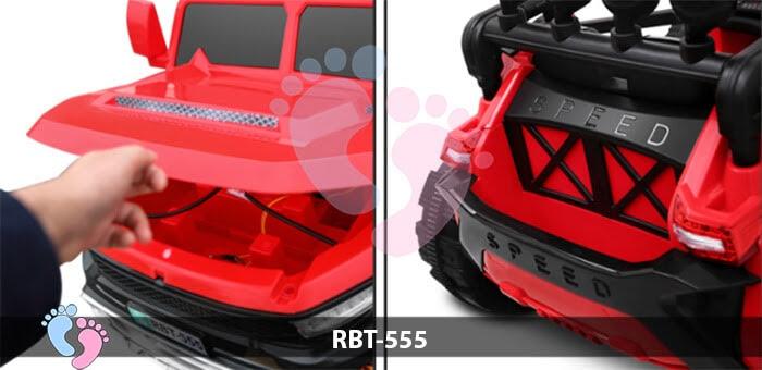 Xe ô tô điện địa hình cỡ lớn RBT-555 16