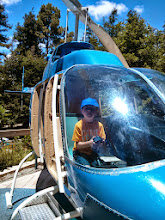 Photo: Helicopter Pilot Clark