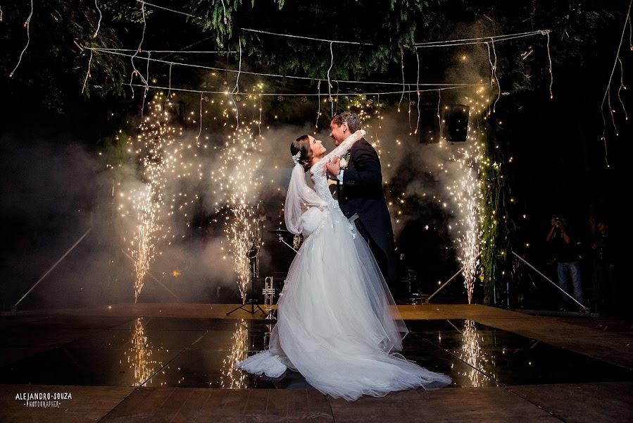 Svatební fotograf Alejandro Souza (alejandrosouza). Fotografie z 21.11.2017