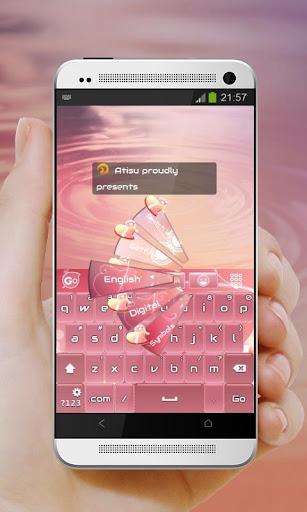 浪漫的愛情 GO Keyboard
