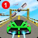 Mega Car Ramp Impossible Stunt Game icon