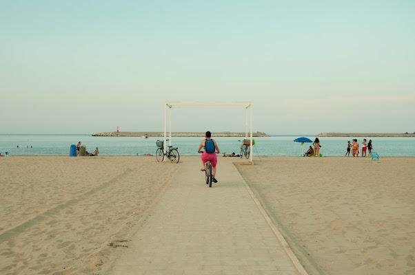 Pomeriggio al mare di Giomi
