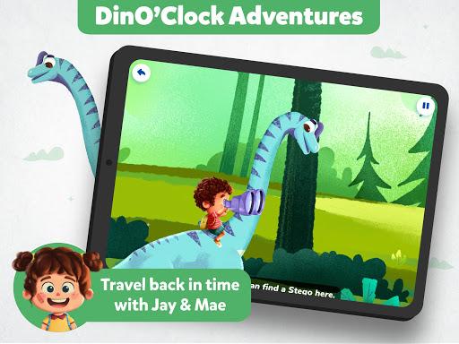 Orboot Dino AR by PlayShifu android2mod screenshots 12