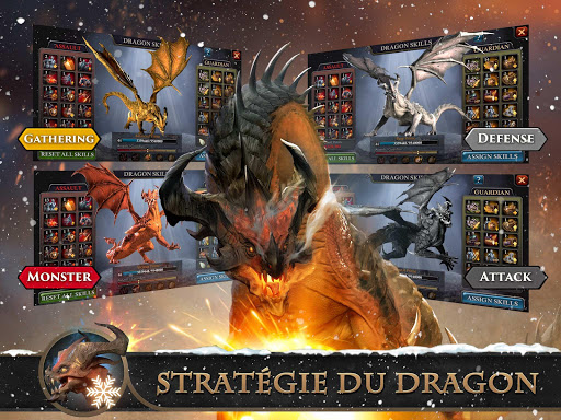 King of Avalon: Dragon Warfare  captures d'u00e9cran 2