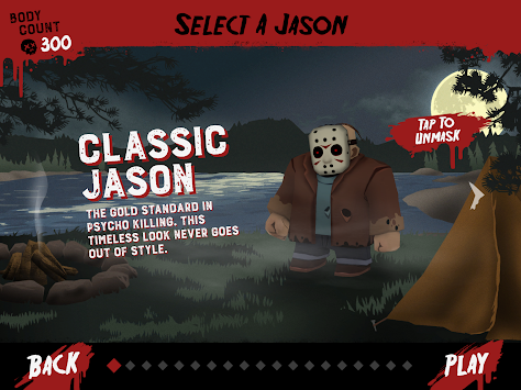 Friday the 13th: Killer Puzzle apk screenshot