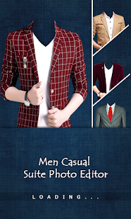 Men Suit Photo Editor Pro: New Version HD - náhled