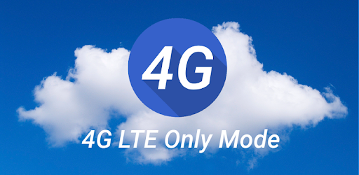 4G LTE Only Mode - Apps on Google Play