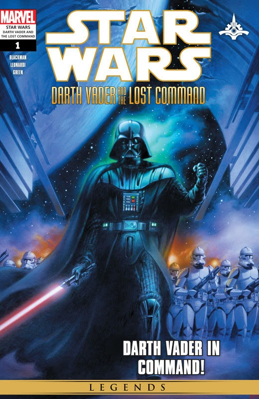 Star Wars: Darth Vader and the Lost Command (2015) - complete