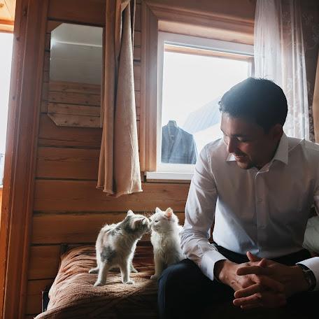 Свадебный фотограф Михаил Зыков (22-19). Фотография от 12.10.2017