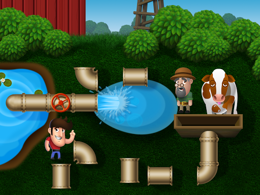 Diggy's Adventure: Fun Logic Puzzles & Maze Escape android2mod screenshots 2