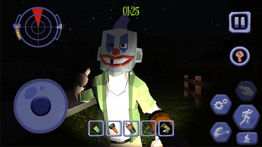 Scary Clown Man Neighbor. Seek & Escape 1.12 screenshots 12