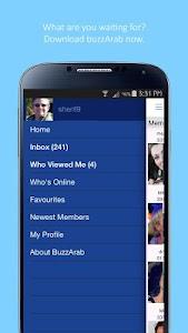 buzzArab - Chat, Meet, Love screenshot 3