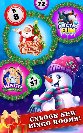Christmas Bingo Santa's Gifts Screenshot