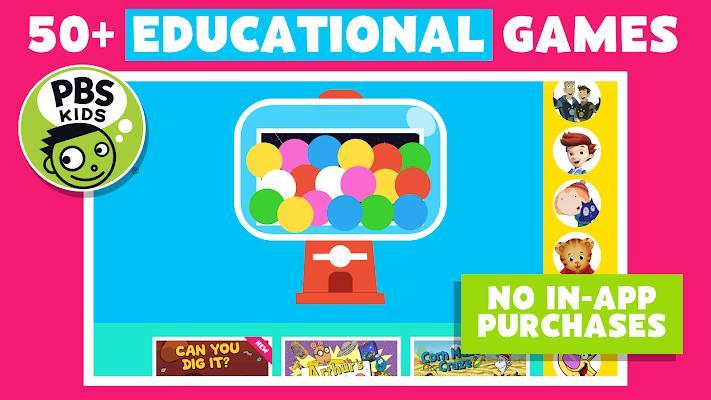 Play PBS KIDS Games - screenshot