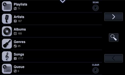 Neutron Music Player  screenshots 11