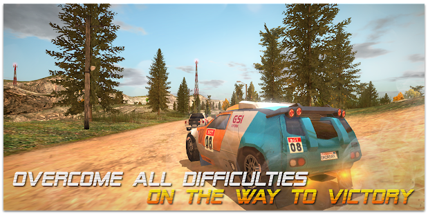 Dirt Rally Driver HD 24