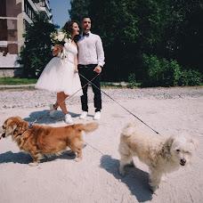 Wedding photographer Nikita Khnyunin (khnyunin). Photo of 01.07.2016