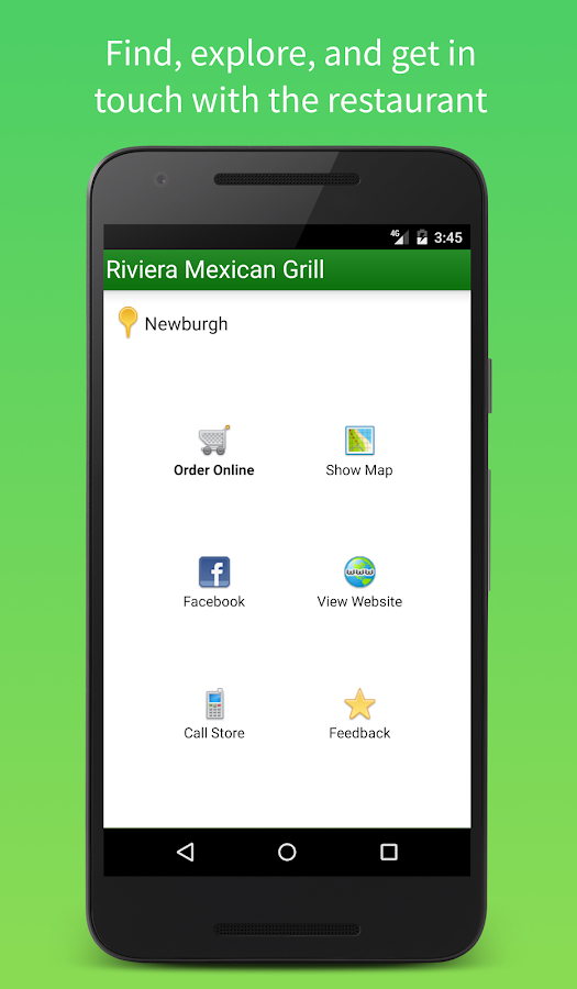 Riviera Mexican Grill- screenshot
