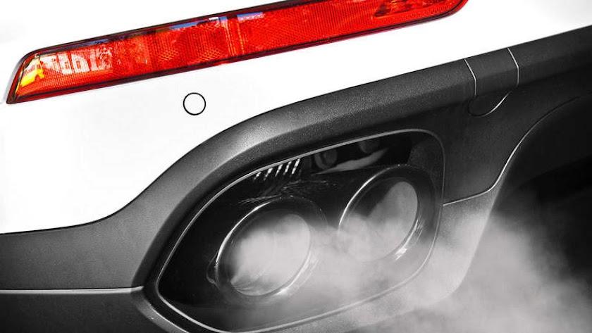 La contaminación atmosférica es la causante de varias enfermedades.