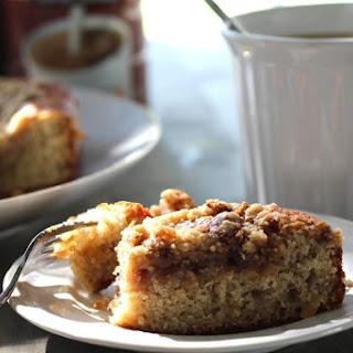 Spiced Apple Crumb Coffee Cake Recipe