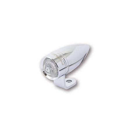 HIGHSIDER LED bakljus MONO-BULLET SHORT