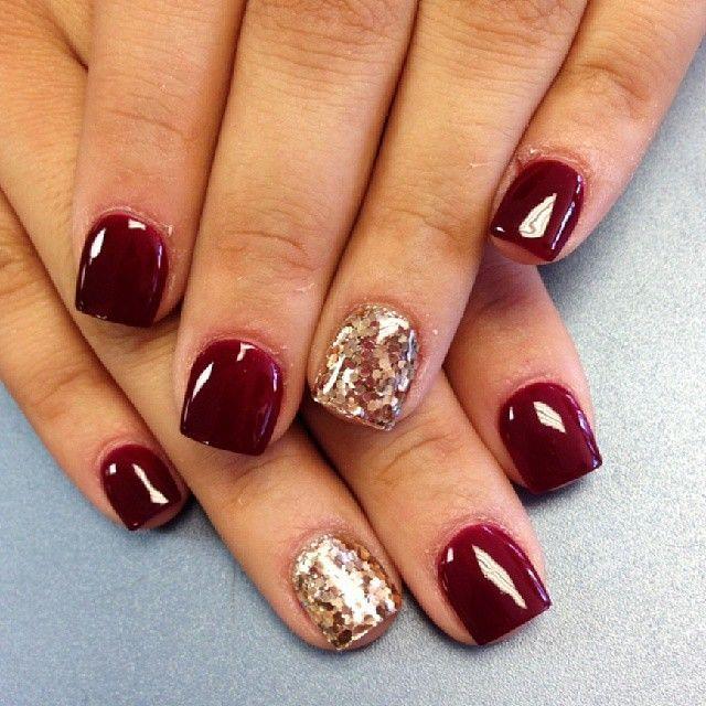 November Nail Art Design - Nails - Nail Polish, Nail Colour, Nail ...