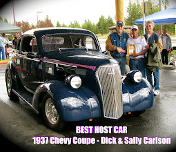 Photo: 2012 BEST HOST CAR - DICK & SALLY CARLSON
